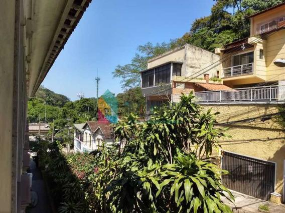 Apartamento-à Venda-cosme Velho-rio De Janeiro - Boap10319