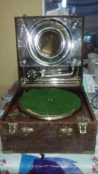 Vitrola.fonografo.gramofono Membrana Polydor