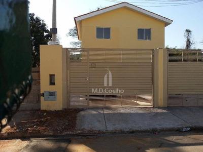 Sobrado Residencial À Venda, Jardim Rincão, Arujá. - So0074