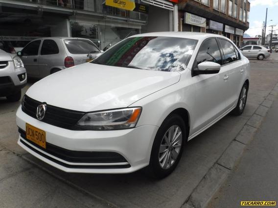 Volkswagen Nuevo Jetta Trendline 2.0 2015