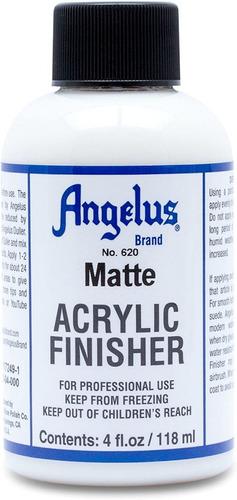 Imagen 1 de 1 de Angelus Brand Acrylic Leather Paint Matte Finisher No. 620
