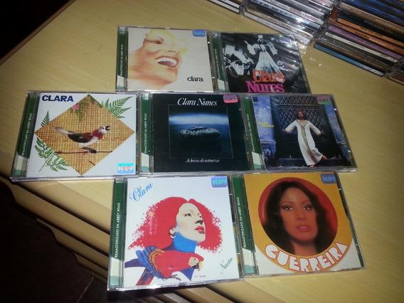 Clara Nunes - 7 Cds Discografia Emi - Com Faixa Bônus