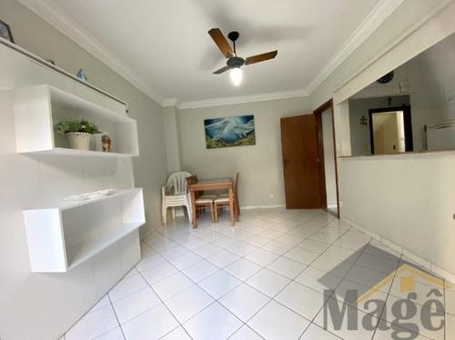 Imagem 1 de 11 de Excelente Apartamento Com 01 Suíte E Varanda Na Praia Das Pitangueiras - Ref.: 4604 - 4604