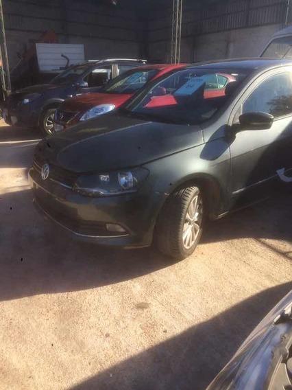 Volkswagen Gol 1.6 Pack I Abcp Abs Ll Alt 101cv 2014