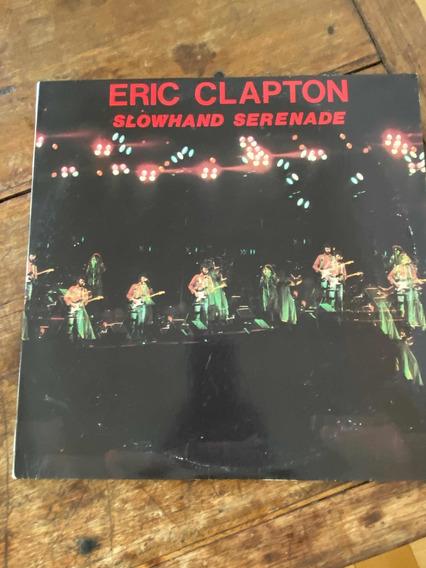 Eric Clapton Slowhand Serenade 2 Lp Vinil Bootleg Pink Floyd