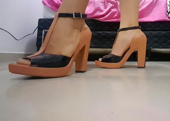 Sapato Salto Melissa