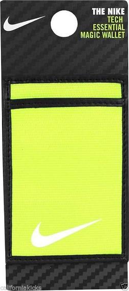 Cartera Billetera Nike Tech Essential Magic Nylon Unisex