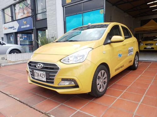 Taxi Hyundai Grand I10 Modelo 2019 1200 Cc Entrega Inmediata