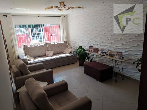 Imagem 1 de 18 de Casa Com 3 Dormitórios À Venda Por R$ 905.000 - Jardim São Paulo(zona Norte) - São Paulo/sp - Ca0158
