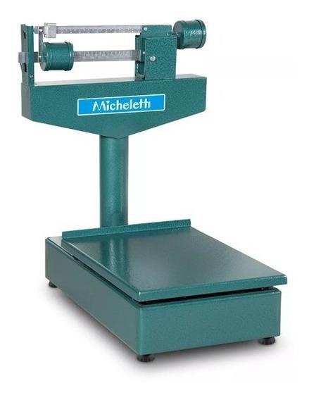 Balança Mecância Mic-1c 150kg/100g Selo Inmetro - Micheletti