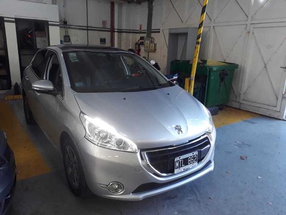 Peugeot 208 1.6 Feline Año 2013 #1