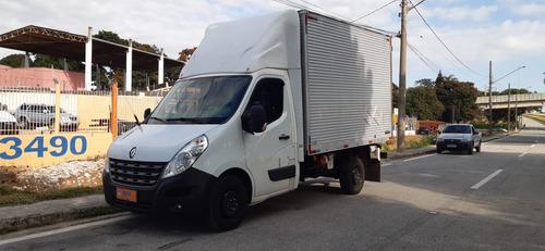 Renault Master Bau De Aluminio 2018