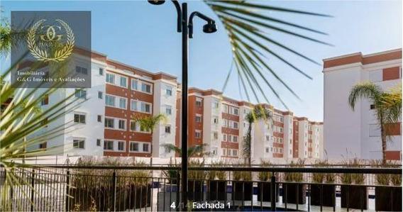 Apartamento Com 2 Dormitórios À Venda, 44 M² Por R$ 159.900 - Santa Isabel - Viamão/rs - Ap0112