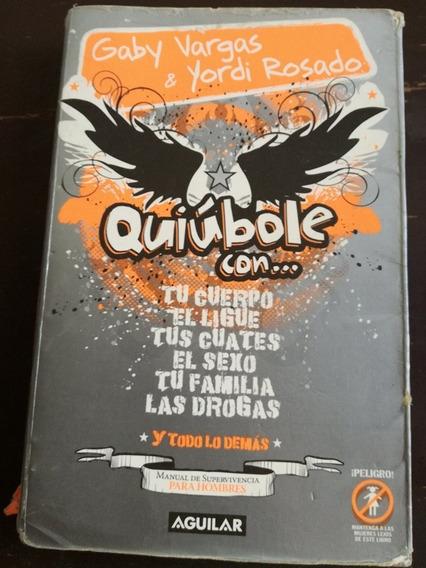 Libro Quiúbole