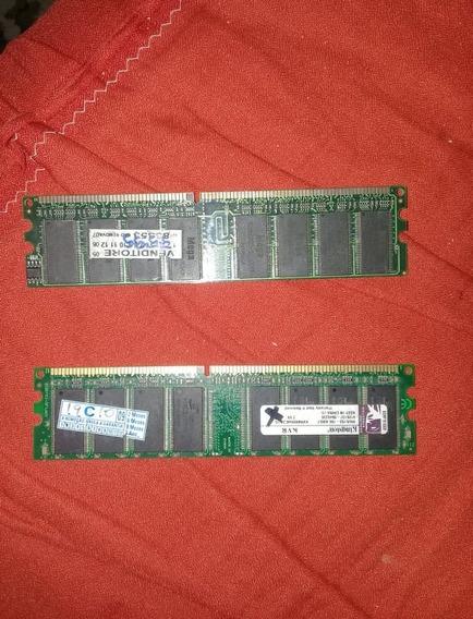 Memória Ram Ddr 1 Gb