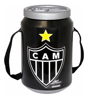 Caixa Térmica Cooler 24 Latas Time Atlético Mineiro Pro Tork