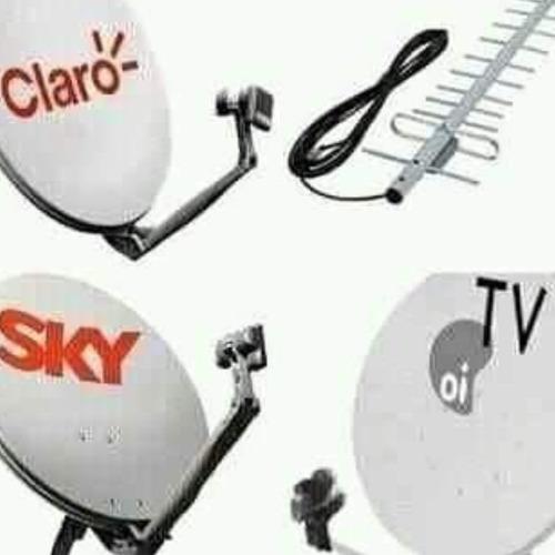Instalação E Manutenção  Tv A Cabo