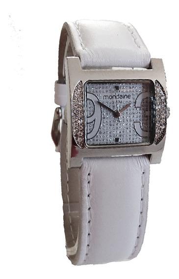 Relógio Mondaine Feminino Quadrado (usado)