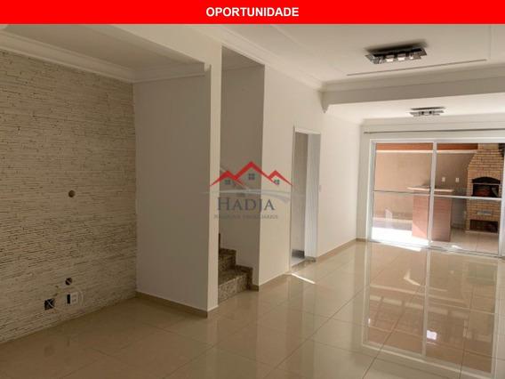 Belíssima Casa Com Corredor No Condomínio Garden Resort Em Jundiaí. - Ca00067 - 4481949