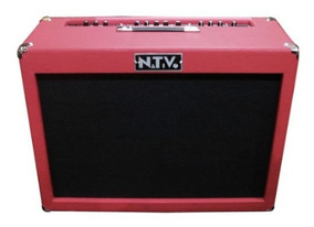 Amplificador Nativo St100r 100w Pre Valvular 12ax7