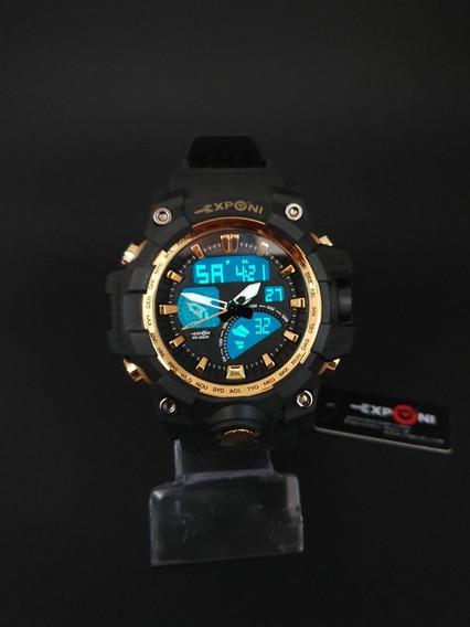 Relógio Masculino Marca Exponi Digital Aprova D