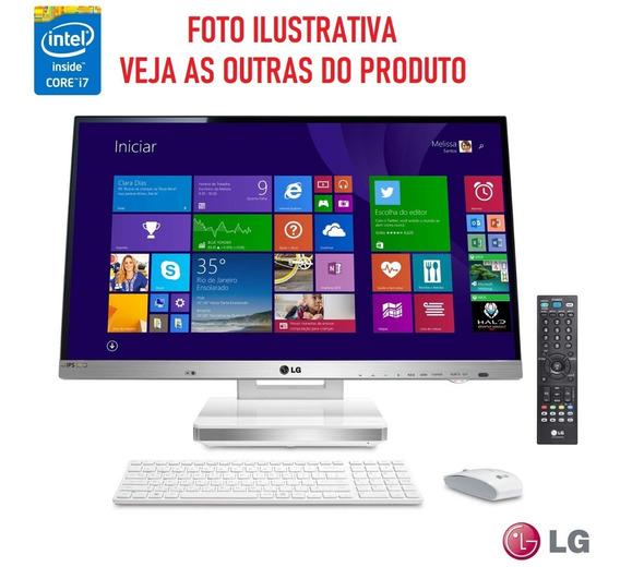 Computador All In One LG, I7 4702mq, 8 Gb, 1 Tb, (defeito)