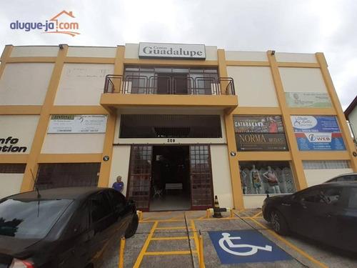 Imagem 1 de 20 de Sala Para Alugar, 48 M² Por R$ 1.500,00/mês - Jardim América - São José Dos Campos/sp - Sa0108