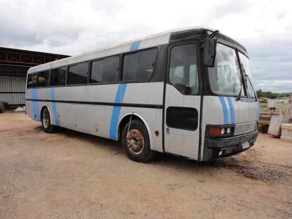 Ônibus Rodoviário Mercedes-bens O371 R - Prata - 44 Lugares