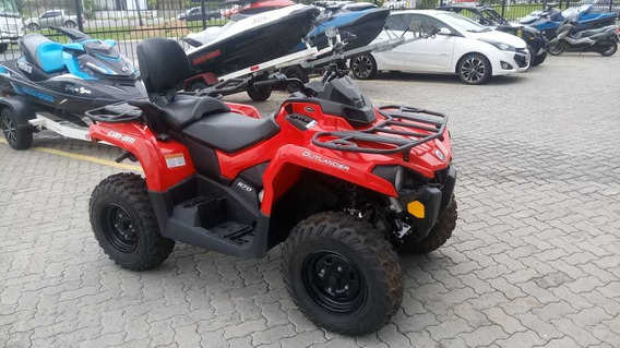Can-am Quadriciclo Outlander 570 Max. 2019