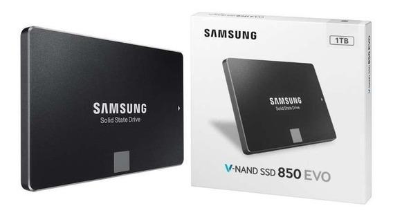 Ssd Samsung 850 Evo 1tb Usado