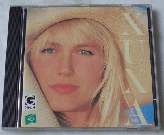 Cd Original Xou Da Xuxa Seis