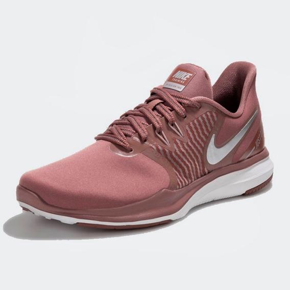 Nike In Season Rosado/blanco