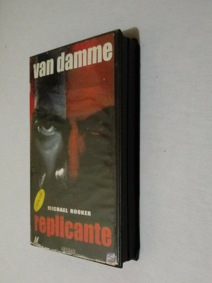 Filme Replicante / Van Damme Dub.