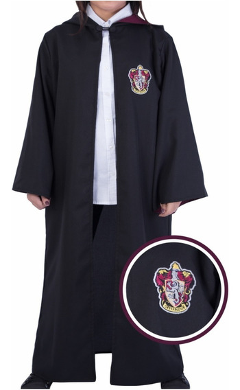 Capa / Manto Grifinória - Harry Potter Cosplay + Brinde