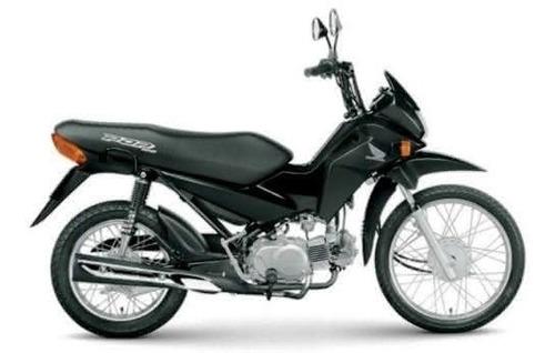 Honda Pop 100 Moto Clásica 0km 100% Financiada