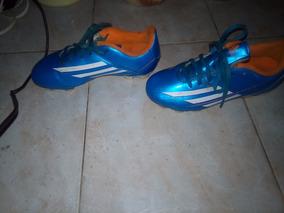 Zapatos adidas De Futbol Casi Nuevos