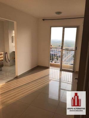 Apartamento Residencial Para Locação, Vila Miriam, Guarulhos. - Ap0623