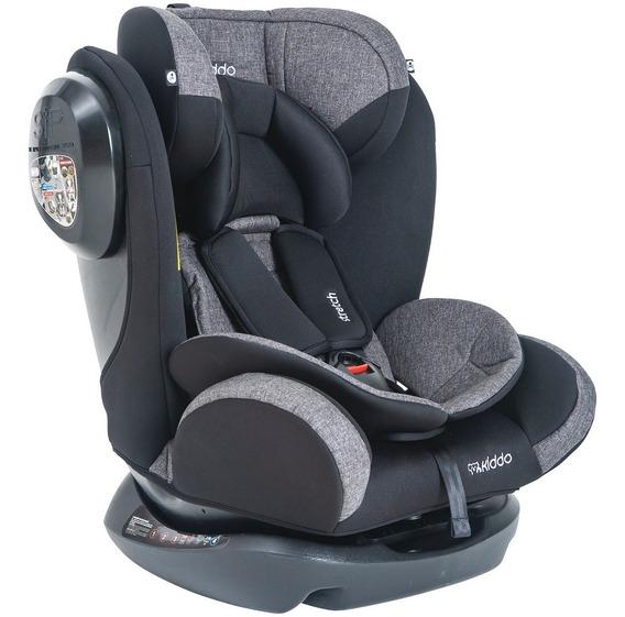 Cadeira Para Carro Melange Preto Stretch Kiddo