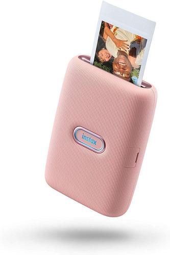 Impressora De Foto Instax Mini Link Para Smartphone-rosa