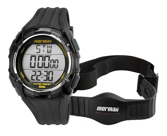 Relógio Mormaii Tech Monitor Cardiaco Mo11558a/8a Original