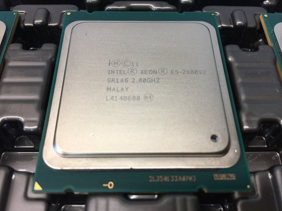 Processador Intel Xeon E5-2680 V2 10c 20t 25m, 2,80 Ghz