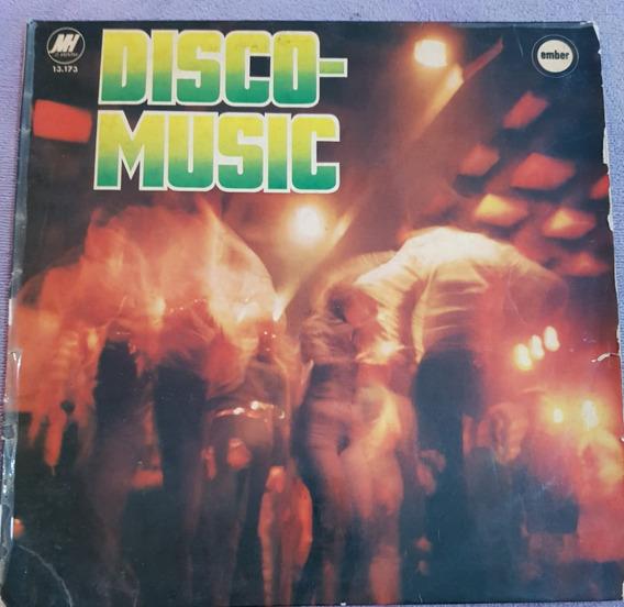 Disco-music ( Mb ) (kikefpvinilos)