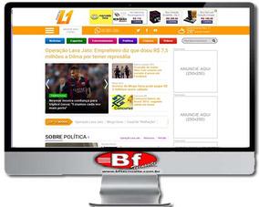 Script Portal De Notícias