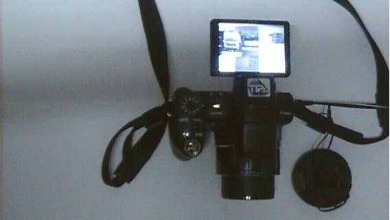 Camera Fotográfica Sony Dsc-hx1