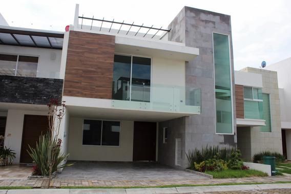 Casa Nueva En Venta Lomas De Angelopolis Parque Bcs
