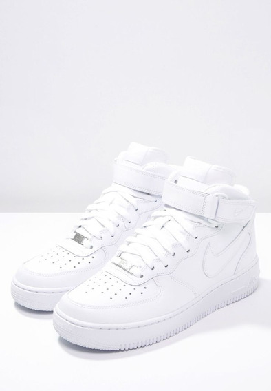 *~*zapatos Nike Force One 1 Mid