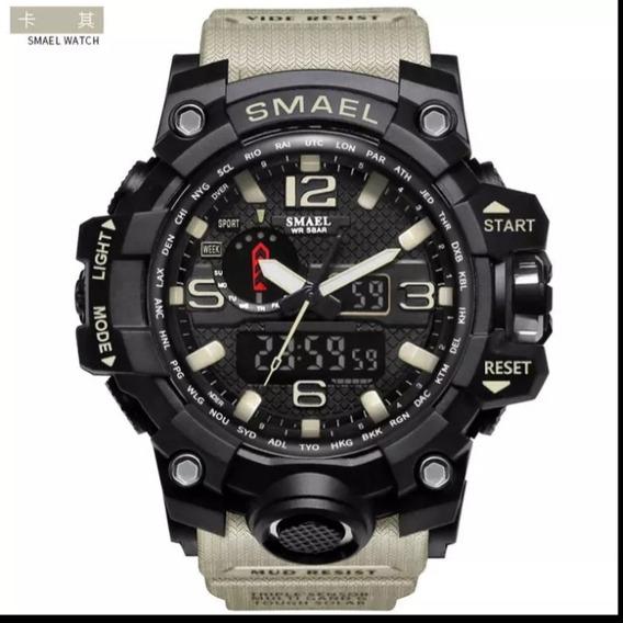 Relógio G-shock Smael,tático Militar Prova D