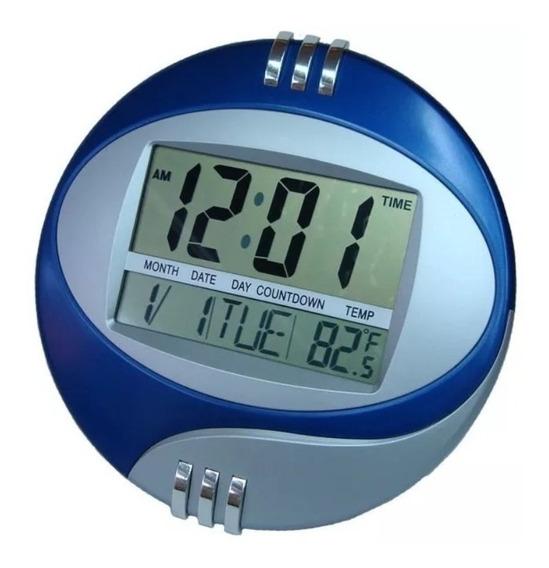 Relógio Digital Parede Casa