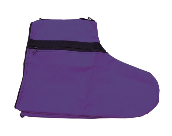 Bolso Para Patines Sports Figure Saddle Skate Bag Purple