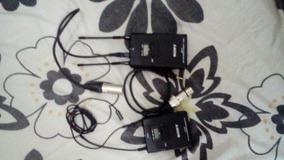 Microfone Sony De Lapela Sem Fio - Qualidade De Áudio 10